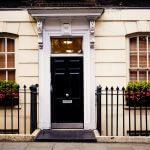 Важен ли е изборът на входна врата?
