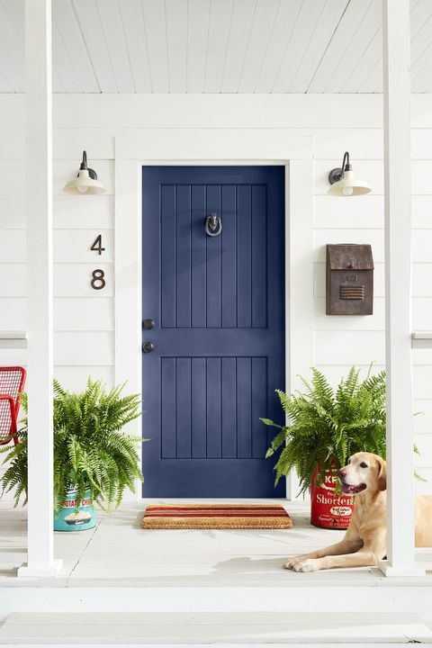 14 Front Door Colors To Boost Your Curb Appeal