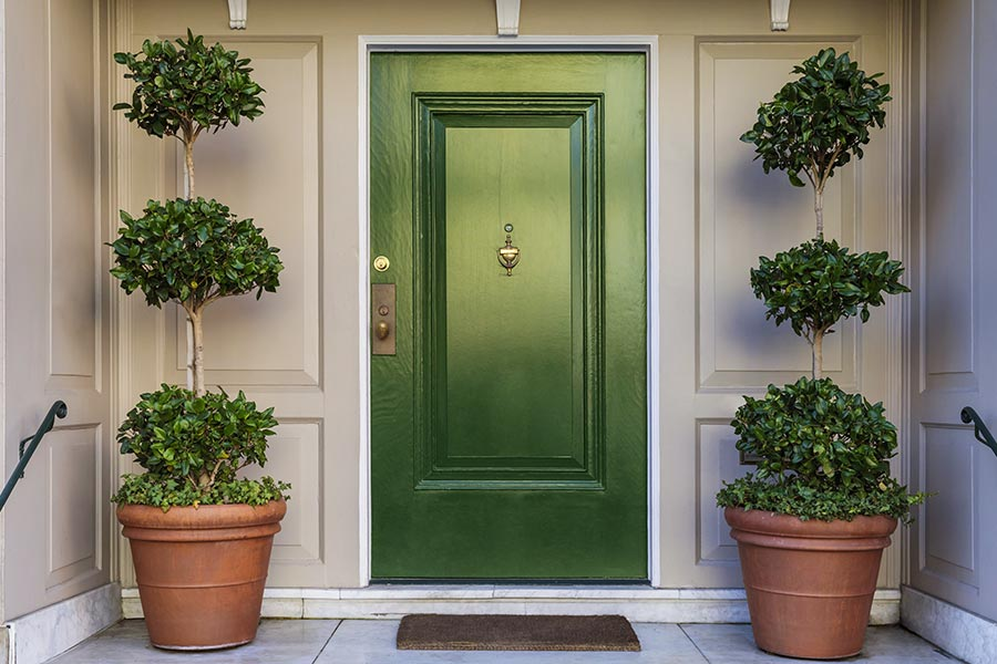 Нова входна врата