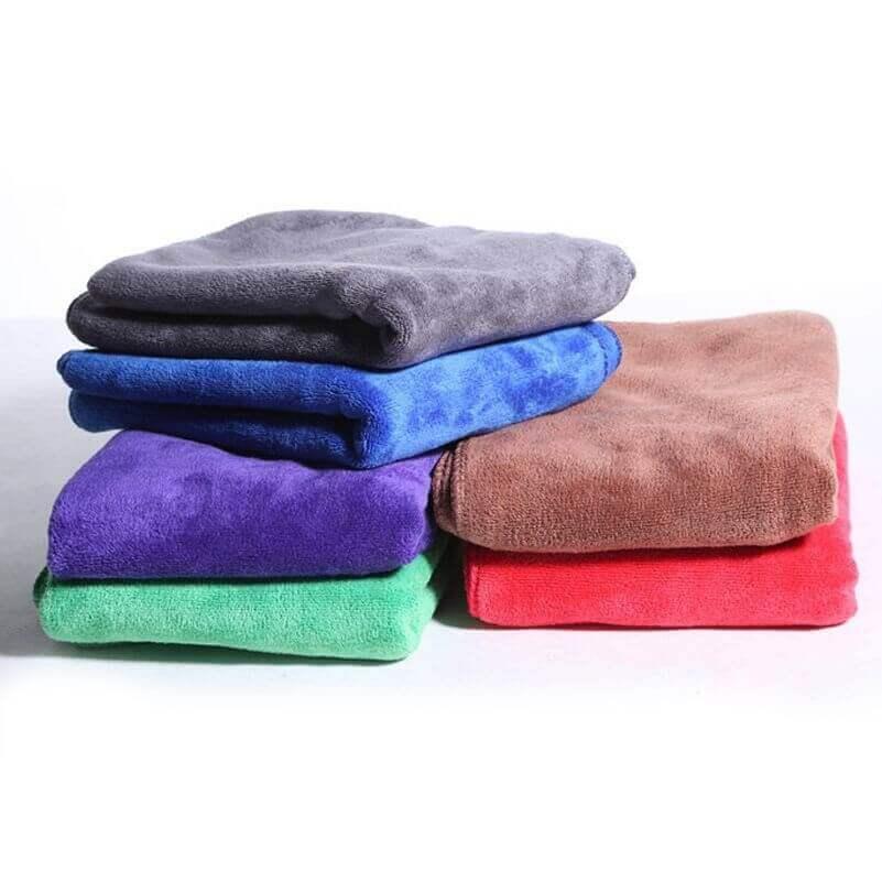 Микрофибърни кърпи за почистване на врата