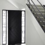 Как да почистите блиндираните врати