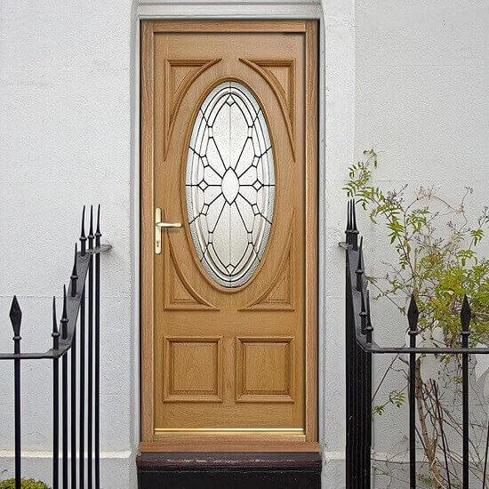 Класическа входна врата